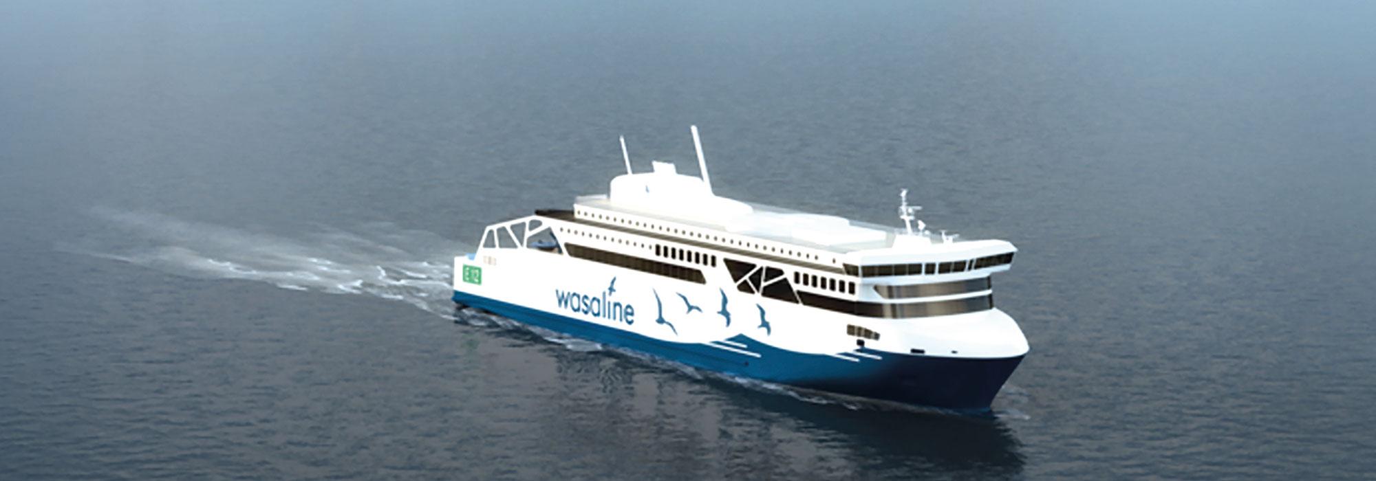 Wärtsilä is creating smarter shipping - FMC Yearbook 2019